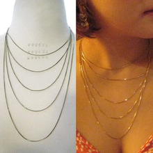 5 Layered Necklace