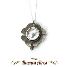 Compass (나침반) Necklace